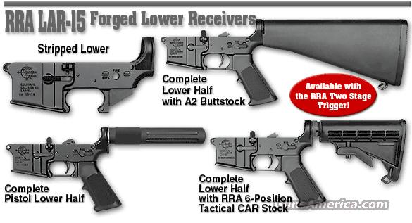 Rock River Arms NM Complete Lower 2 stage trigger  Guns > Rifles > Rock River Arms Rifles