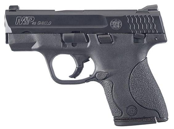 S&W Shield 9MM NEW FREE SHIPPING  Guns > Pistols > Smith & Wesson Pistols - Autos > Shield