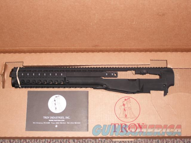 Troy M14/M1A Chassis Blk  Non-Guns > Gunstocks, Grips & Wood