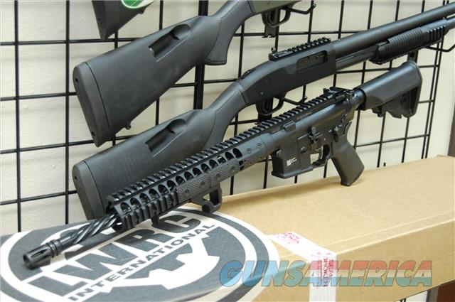 "LWRC M6IC D.I 16.1"" Black M6 IC DI 5.56  Guns > Rifles > LWRC Rifles"
