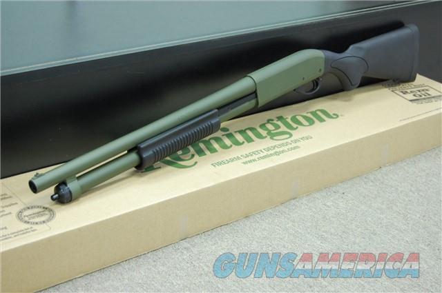 Remington 870 Express Tactical X-Werks OD 12g  Guns > Shotguns > Remington Shotguns  > Pump > Tactical