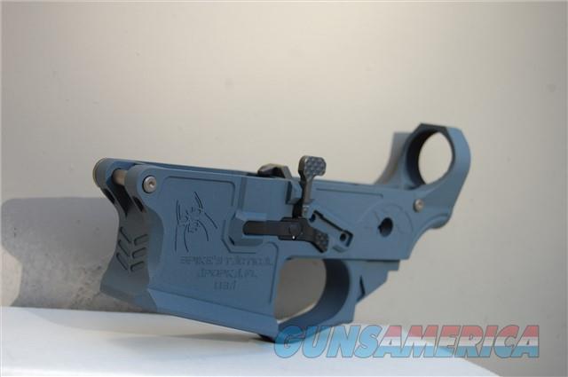 Spikes Tact Gen 2 II Billet X-Werks Kobalt Kinetics Slate  Guns > Rifles > Spikes Tactical Rifles