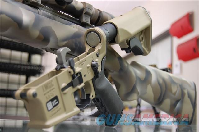 LWRC M6IC Coyote Tan X-Werks Complete Lwr IC M6  Guns > Rifles > LWRC Rifles