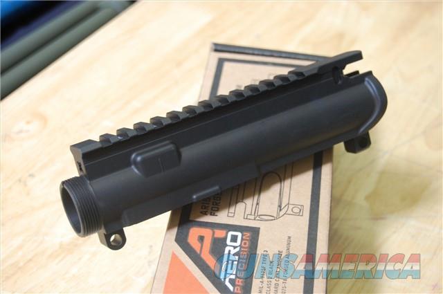 Aero Precision AR-15 upper receiver w/pk Black  Guns > Rifles > Aero Precision > Aero Precision Rifles