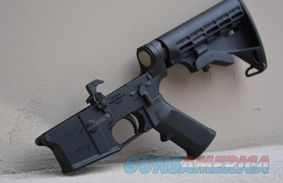 DPMS Complete AR-15 Lower Adjustable Stock LR05AP4  Guns > Rifles > DPMS - Panther Arms > Lower Only