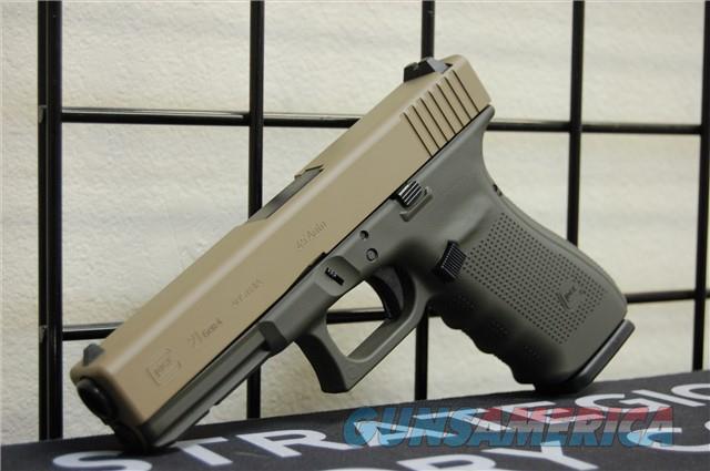 X-Werks Glock 21 G4 .45acp Magpul FDE OD 45  Guns > Pistols > Glock Pistols > 20/21