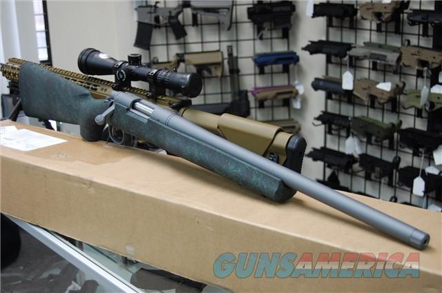 X-Werks Remington 700 5R 308 Tactical Gray 85200  Guns > Rifles > Remington Rifles - Modern > Bolt Action Non-Model 700 > Tactical