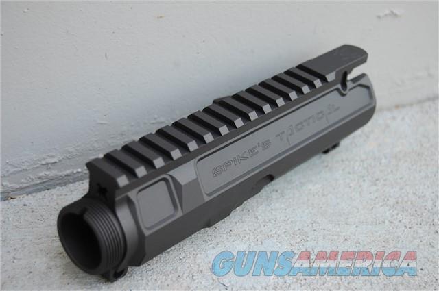 X-Werks Spikes Tactical Gen 2 Upper Midnight bronze  Guns > Rifles > Spikes Tactical Rifles