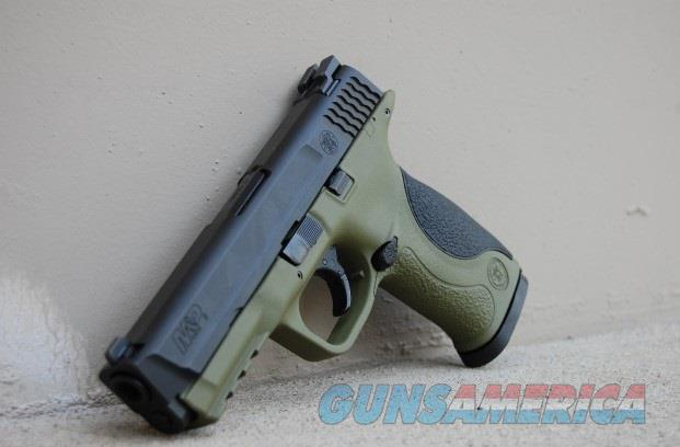 X-Werks Smith M&P 9 Noveske Bazooka Green  Guns > Pistols > Smith & Wesson Pistols - Autos > Polymer Frame