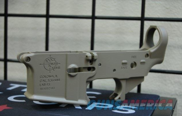Rock River Arms Stripped AR15 Lower Magpul FDE  Guns > Rifles > Rock River Arms Rifles