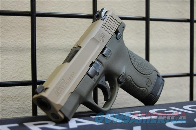 X-Werks Smith & Wesson M&P Shield 9 Magpul OD FDE  Guns > Pistols > Smith & Wesson Pistols - Autos > Shield