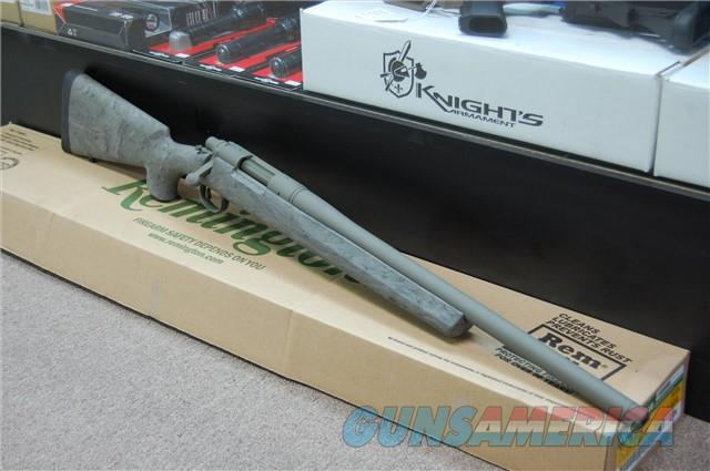 Remington 700 SPS Tactical AAC-SD magpul Foliage  Guns > Rifles > Remington Rifles - Modern > Model 700 > Tactical