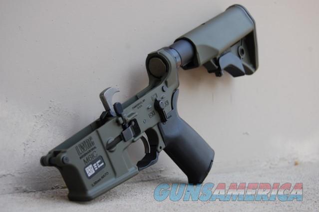 LWRC M6IC OD Green X-Werks Lower Complete DI M6  Guns > Rifles > LWRC Rifles