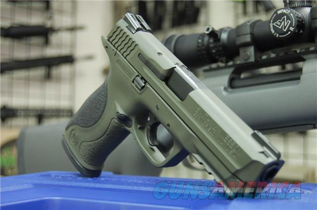X-Werks Smith & Wesson M&P40 Magpul OD NS  Guns > Pistols > Smith & Wesson Pistols - Autos > Polymer Frame