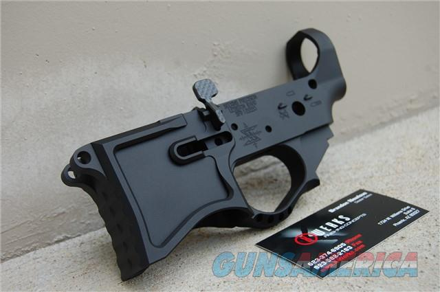 X-Werks Seekins SP223 Billet Lwr Graphite Black  Guns > Rifles > S Misc Rifles