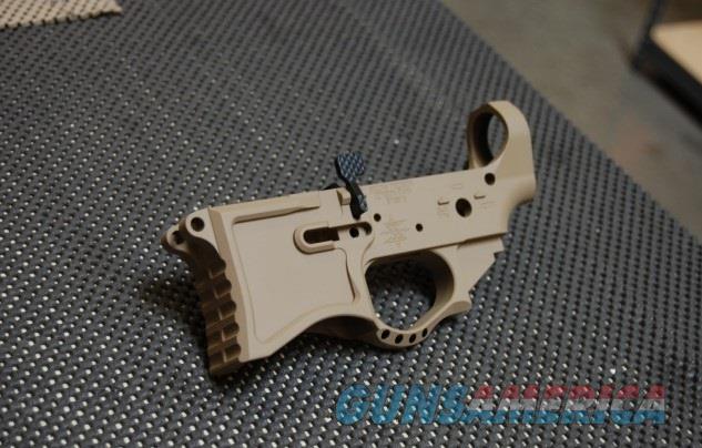 X-Werks Seekins SP223 Billet Lwr Magpul FDE  Guns > Rifles > S Misc Rifles