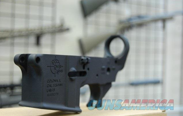 Rock River Arms LAR-15 Stripped Lower AR-15 5.56  Guns > Rifles > Rock River Arms Rifles