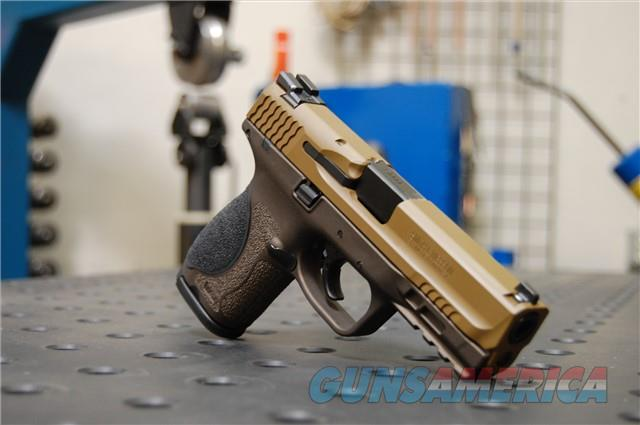 X-Werks S&W M&P 2.0 Compact 9 Midnight Bronze Field Drab  Guns > Pistols > Smith & Wesson Pistols - Autos > Polymer Frame