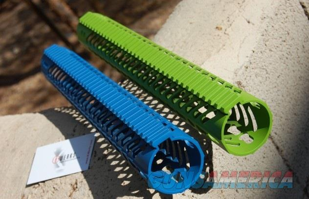 "Seekins MCSR V2 15"" Keymod X-Werks Green Blue  Guns > Rifles > S Misc Rifles"
