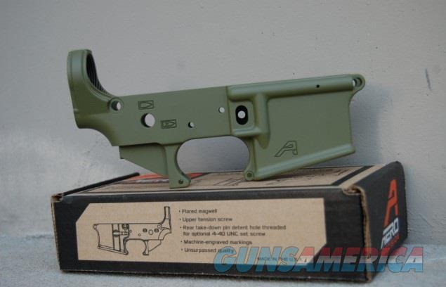 X-Werks OD Aero Precision X15 G2 Stripped AR15 Low  Guns > Rifles > Aero Precision > Aero Precision Rifles