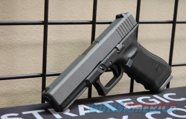 Glock 17 G4 9mm X-Werks Tactical Gray Gen 4  Guns > Pistols > Glock Pistols > 17