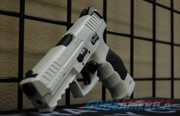 X-Werks H&K VP9 Stormtrooper White frame Slide HK  Guns > Pistols > Heckler & Koch Pistols > Polymer Frame