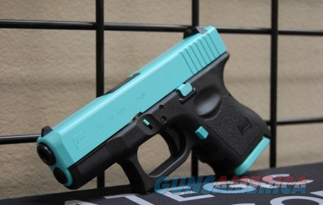 X-Werks Glock 26 Gen 3 T.Blue Slide Parts  Guns > Pistols > Glock Pistols > 26/27