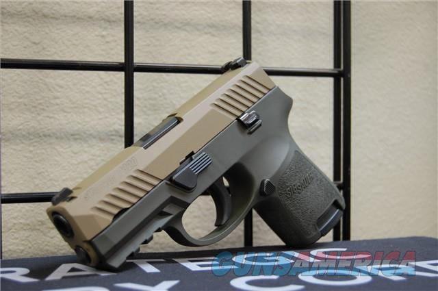 Sig Sauer P320 Sub comp 9mm X-Werks Magpul OD FDE  Guns > Pistols > Sig - Sauer/Sigarms Pistols > P320