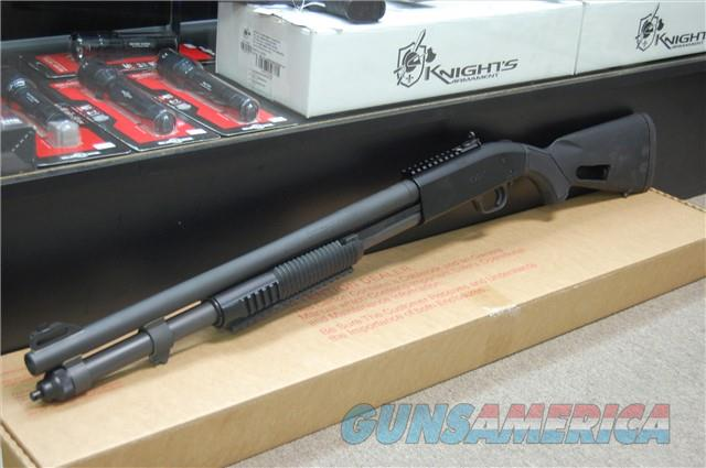 Mossberg 590A1 12g Tactical XS Sights Tri Rail 9sh  Guns > Shotguns > Mossberg Shotguns > Pump > Tactical