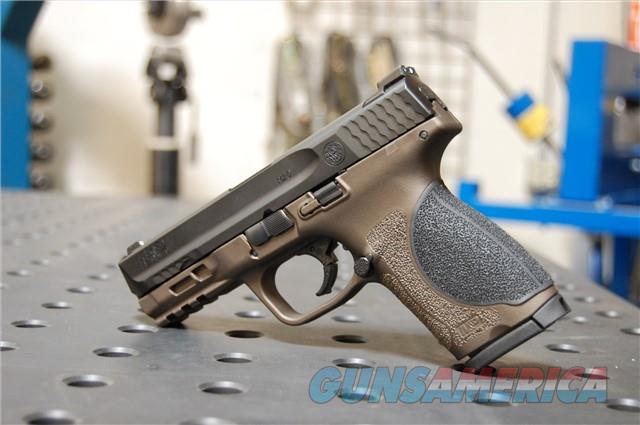 S&W M&P9 M2.0 Compact 11683 M2 X-Werks Midnight Bronze  Guns > Pistols > Smith & Wesson Pistols - Autos > Polymer Frame