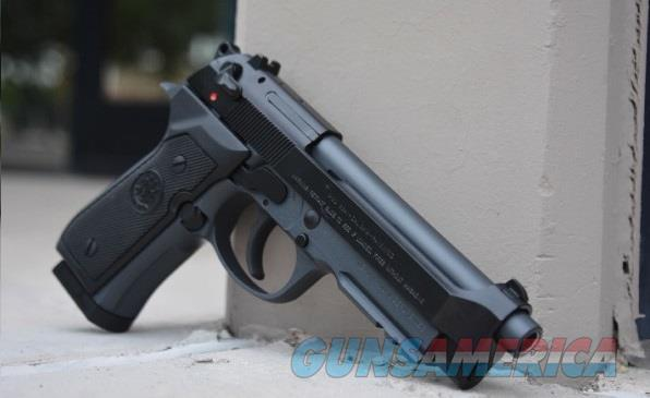 X-Werks Beretta 92A1 9mm Sniper Grey No CC Fee  Guns > Pistols > Beretta Pistols > Model 92 Series