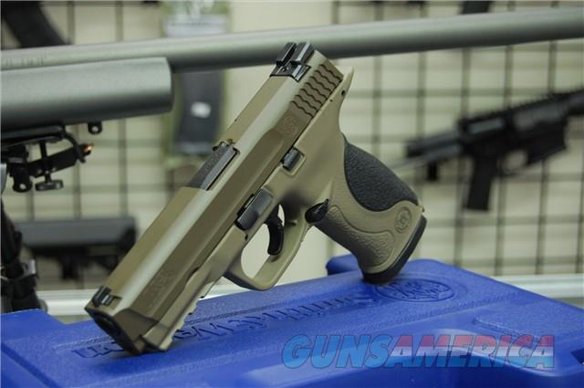 X-Werks Smith & Wesson M&P 40 FDE Patriot Brown  Guns > Pistols > Smith & Wesson Pistols - Autos > Polymer Frame