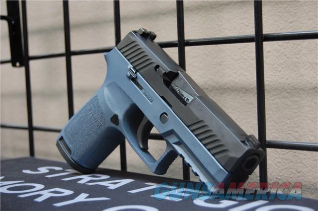 X-Werks Sig P320 C Blue Titanium 320C-9-BSS  Guns > Pistols > Sig - Sauer/Sigarms Pistols > P320