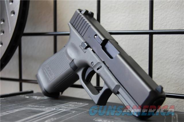 Glock 19 Gen 5 X-Werks Tungsten G5 9mm FS  Guns > Pistols > Glock Pistols > 19