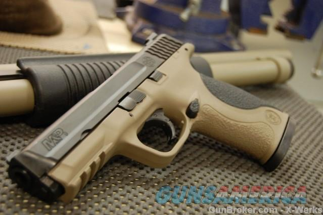 X-Werks Smith & Wesson M&P 9 Magpul FDE 9mm  Guns > Pistols > Smith & Wesson Pistols - Autos > Polymer Frame