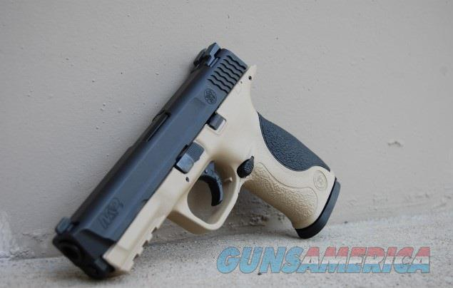 Smith & Wesson M&P 9 FS Brown Sand Frame  Guns > Pistols > Smith & Wesson Pistols - Autos > Polymer Frame