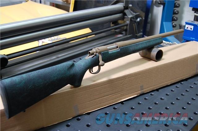 """Remington 700 5R 85200 308 20"""" TB X-Werks Austrian FDE  Guns > Rifles > Remington Rifles - Modern > Model 700 > Sporting"""