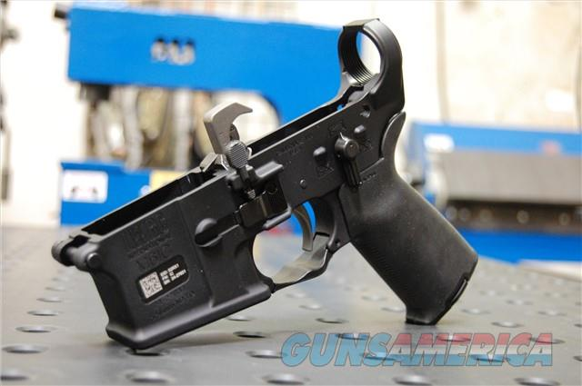 LWRC M6IC Lower 5.56 M6 IC DI Ambi w/o stock  Guns > Rifles > LWRC Rifles