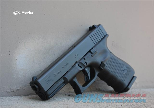 Glock 32 Gen 4 .357 Sig 3 Mags No CC Fee New 357  Guns > Pistols > Glock Pistols > 31/32/33