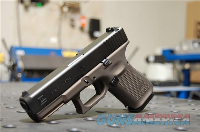 Glock 19 Gen 5 X-Werks Midnight Bronze G5 9mm FS  Guns > Pistols > Glock Pistols > 19