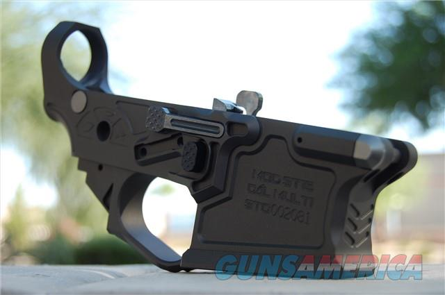 Spikes Tactical Gen 2 II Billet X-Werks Midnight Bronze  Guns > Rifles > Spikes Tactical Rifles