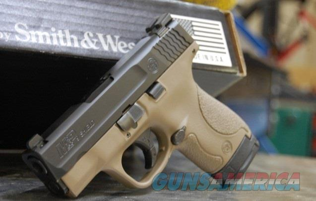 Smith & Wesson Shield 9mm 3 mags NS X-Werks FDE  Guns > Pistols > Smith & Wesson Pistols - Autos > Shield