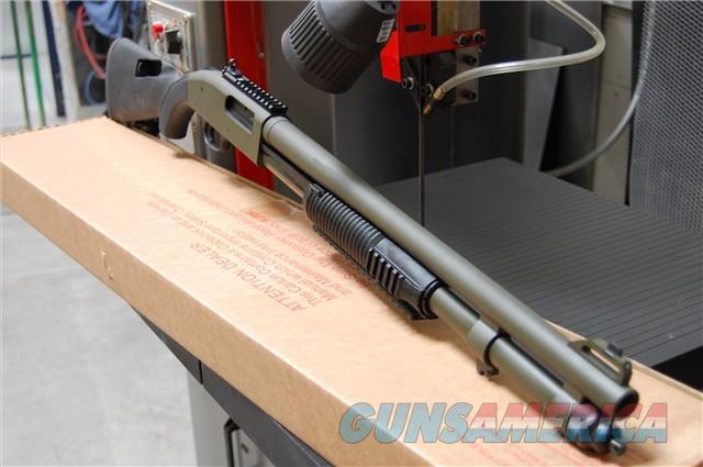 Mossberg 590A1 12g 9sht XS Tri Rail X-Werks OD  Guns > Shotguns > Mossberg Shotguns > Pump > Tactical