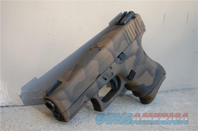 X-Werks EVL Camo Glock 29 G4 10mm TFO Night Sts  Guns > Pistols > Glock Pistols > 29/30/36