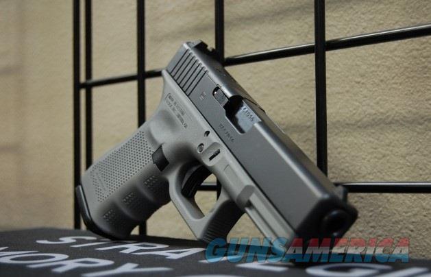 X-Werks Glock 19 G4 MOS w/Ghost Gray Frame Gen 4  Guns > Pistols > Glock Pistols > 19