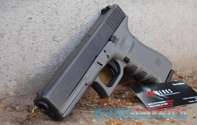 X-Werks Glock 17 G3 9mm Tungsten Finish No CC Fee  Guns > Pistols > Glock Pistols > 17
