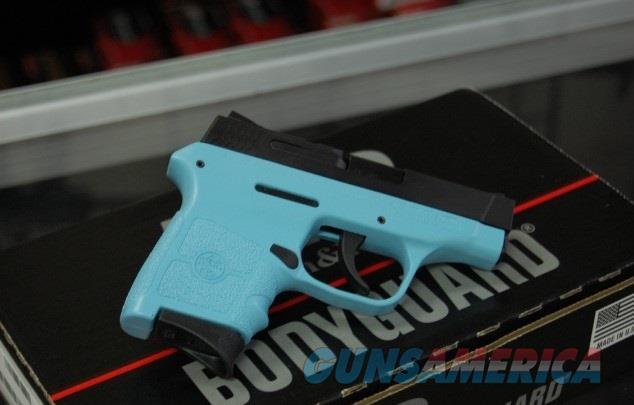 Smith & Wesson M&P Bodyguard 380 X-Werks T Blue  Guns > Pistols > Smith & Wesson Pistols - Autos > Polymer Frame