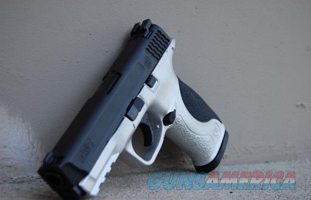 Smith & Wesson M&P 9 X-Werks Satin Aluminum Frame  Guns > Pistols > Smith & Wesson Pistols - Autos > Polymer Frame