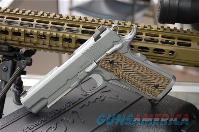 "Dan Wesson Specialist Commander 4.25"" SS 01891  Guns > Pistols > Dan Wesson Pistols/Revolvers > 1911 Style"