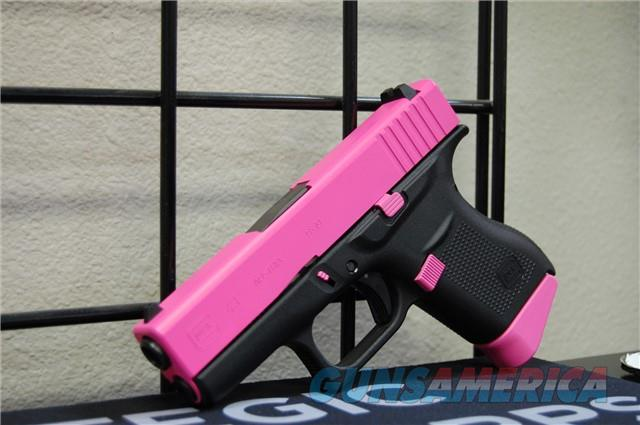 X-Werks Glock 43 9mm Hot Pink Slide & Parts  Guns > Pistols > Glock Pistols > 43